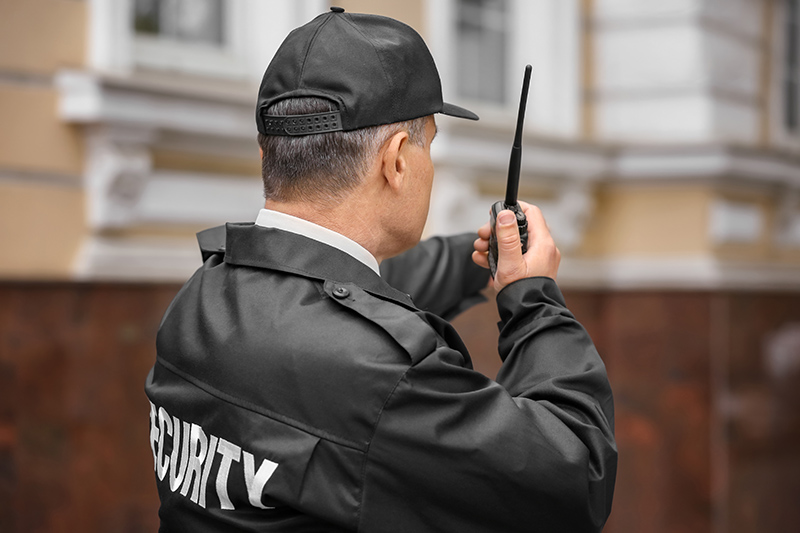 How To Be A Security Guard Uk in Doncaster South Yorkshire